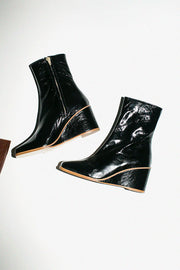 Black Callisto Boot