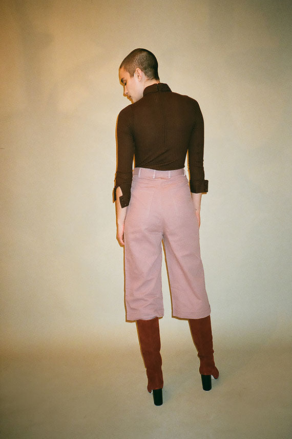 Lilac Drift Pants