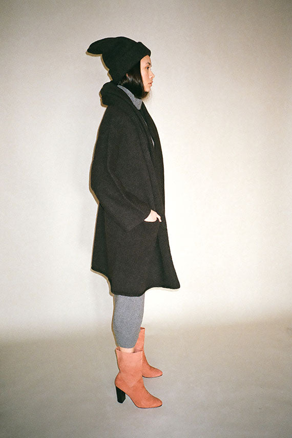 Lauren Manoogian - Caviar Capote Coat