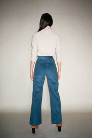 Teal Mabel Trouser