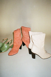 Apricot Parker Boot