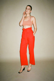 Red Arianna Pant