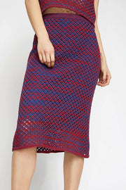 No.6 - Melange Peyton Skirt