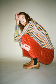 Rainbow Multi Vala Sweater