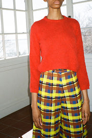 Botanic Red Balbi Sweater