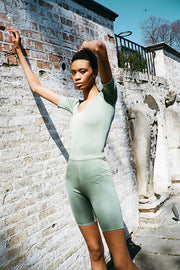 Emerald Wave Leotard