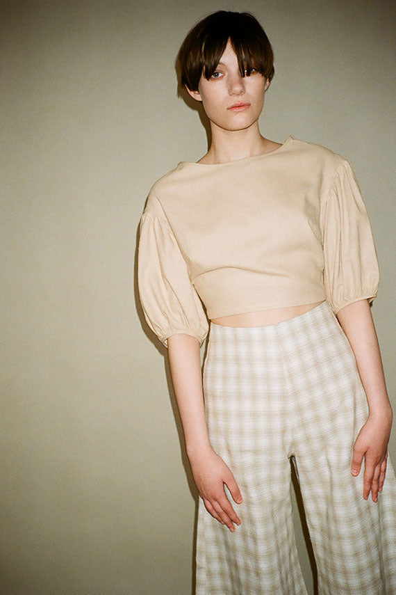 Sand Quince Blouse