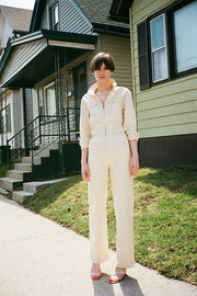 Ivory Danny Boilersuit