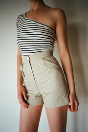 Oat Huxie Short