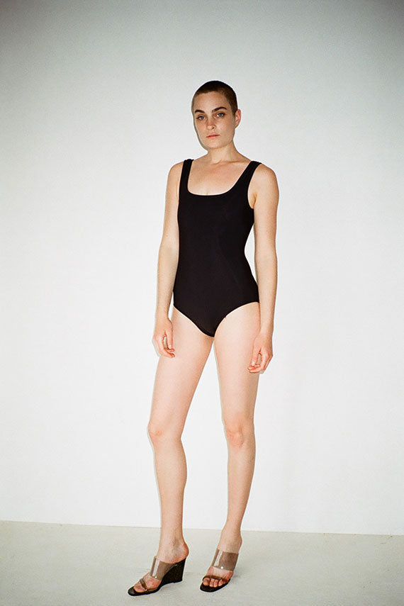 Bonded Black Dia One Piece