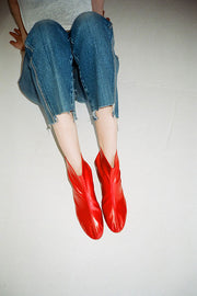 Red Leone Boot