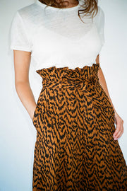 Zebra Esther Skirt