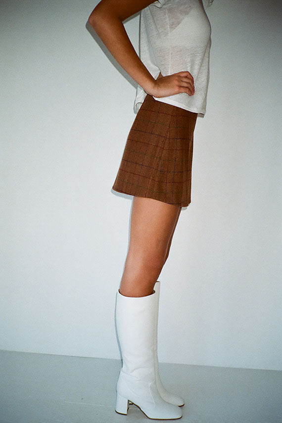 Whiskey Richard Mini Skirt