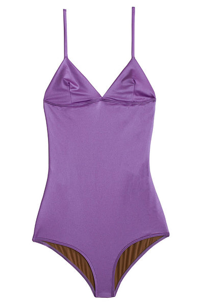 Laguna Purple Mississippi Swimsuit