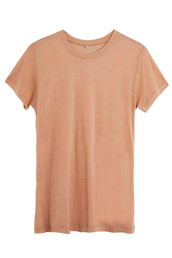 Neutral Bamboo Tee