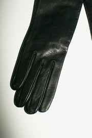 Black Moonlight Long Gloves