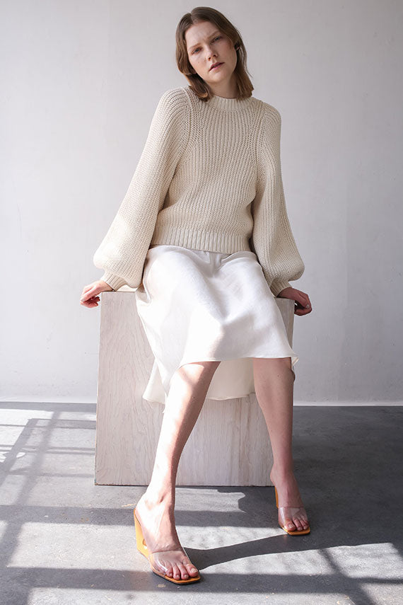 shainamote-Natural-Clement-Sweater