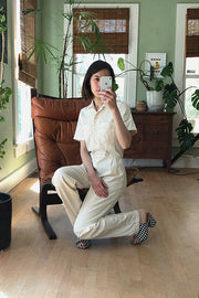 Off White Ada Jumpsuit