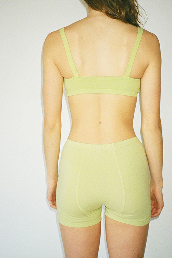 Avacado Stretch Short