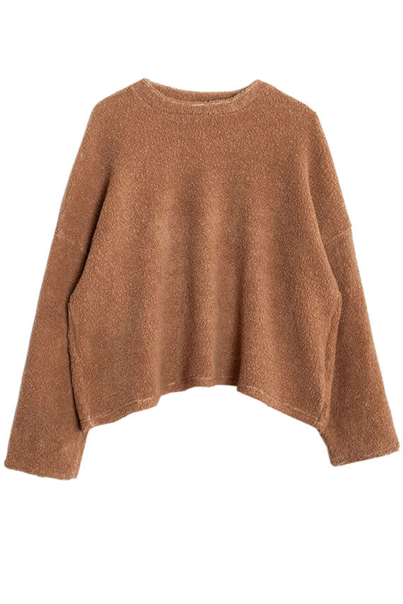 Brown Alex Sweatshirt