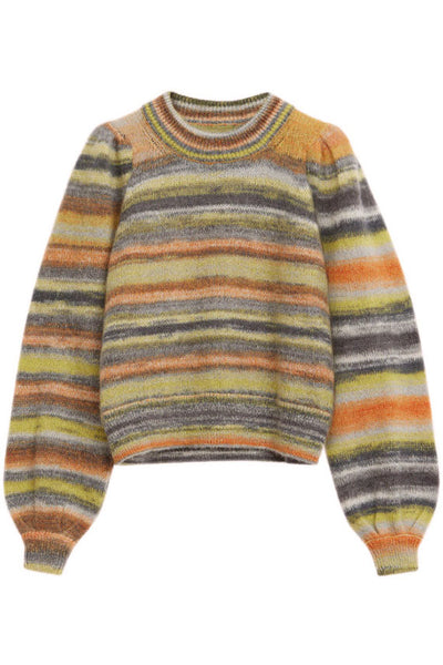 Stripe Ocean Sweater
