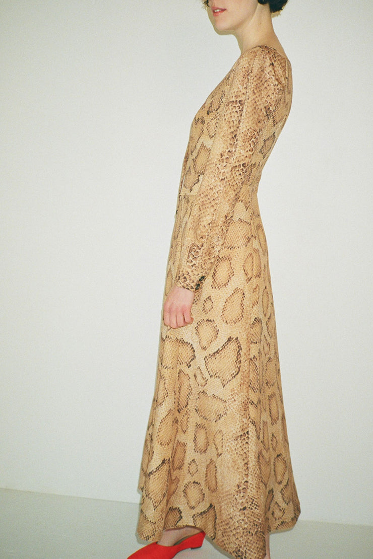Mara Hoffman - Sand Silvana Dress