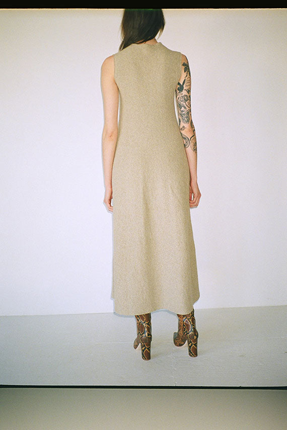 Lauren Manoogian - Pumice Shell Dress