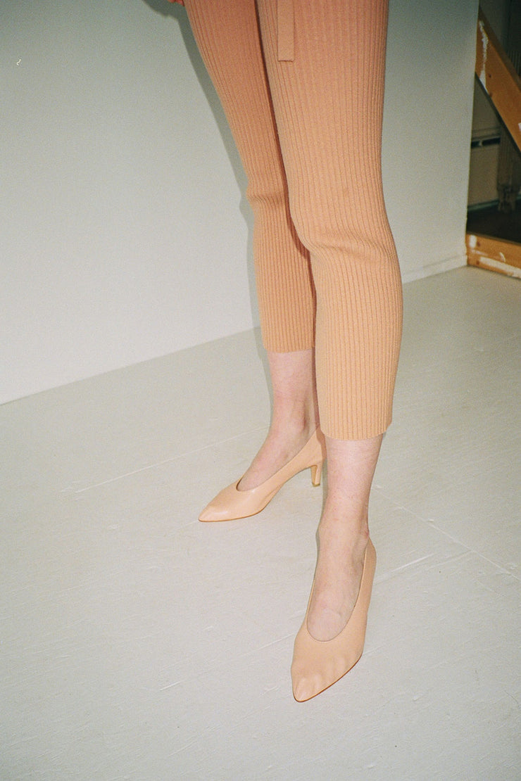 Giu Giu - Bandaid Ribbed Pant