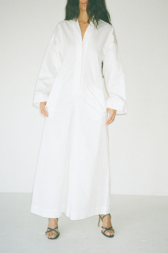 White Zayn Jumpsuit