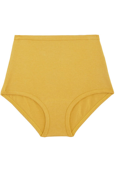 Chartreuse High Rise Undie