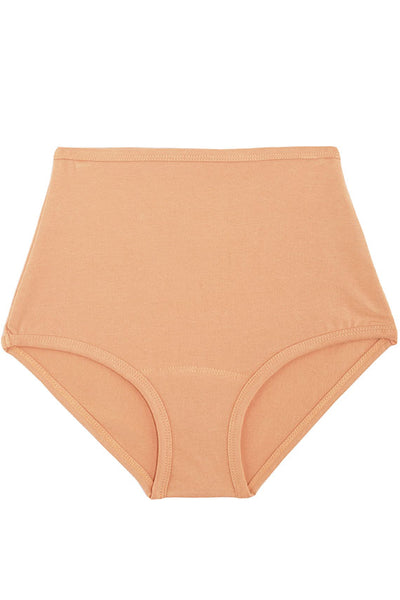 Pecan High Rise Undie