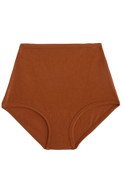 Toffee High Rise Undie