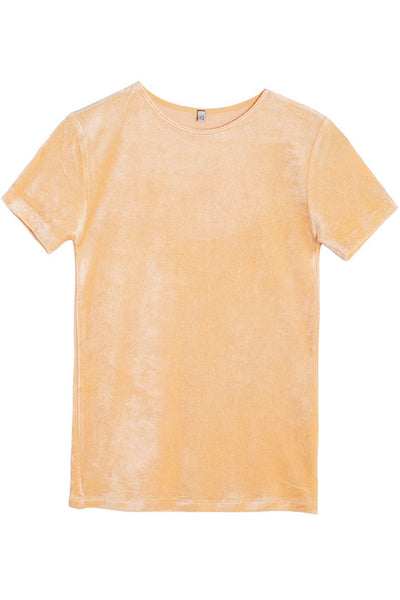 Oil Velour Omo Tee