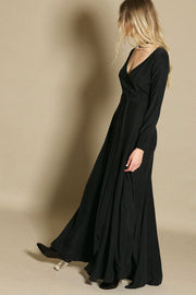 Obsidien Linden Maxi Dress