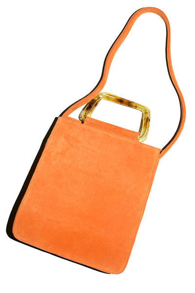 Persimmon Rectangle Bag