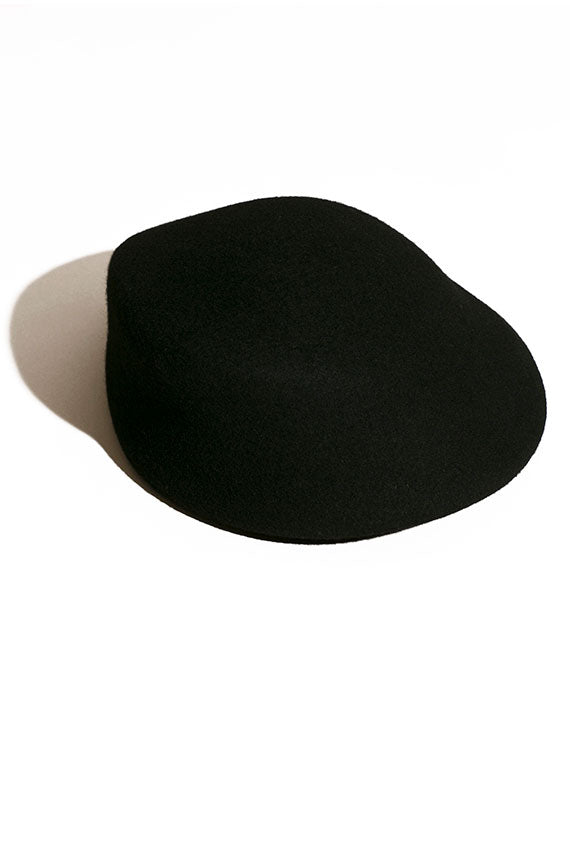 Black Sazy Hat