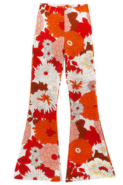 Lorem Orange Prince Pants