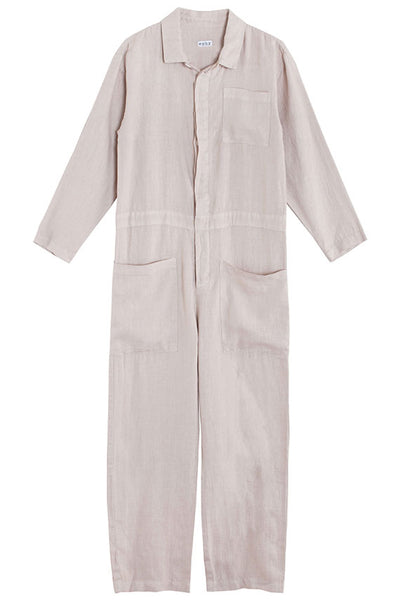 Dune Linen Aaron Flight Suit