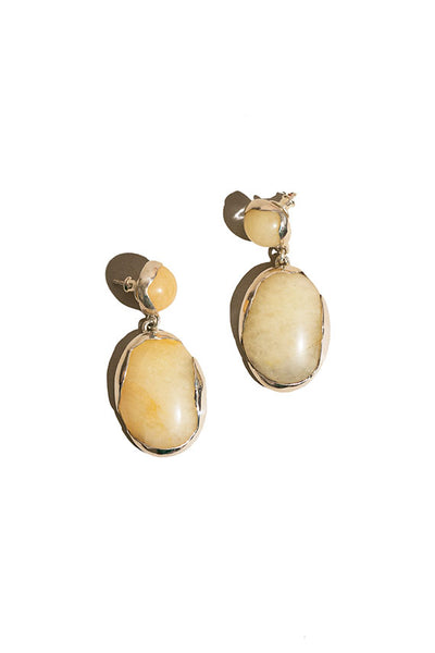 Pineapple Jasper Ovo Drops