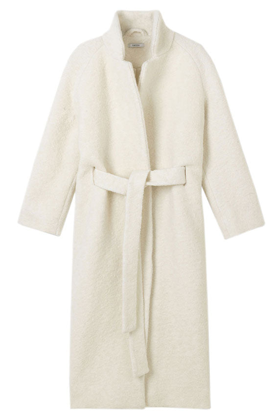 Egret Fenn Wrap Coat
