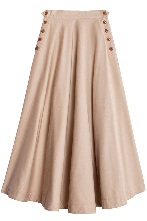 Toast Lindy Skirt