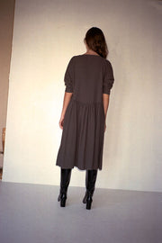 Dark Grey Tradi Dress