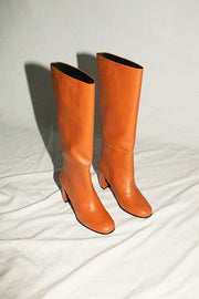 Tiger Orange Pam Boot