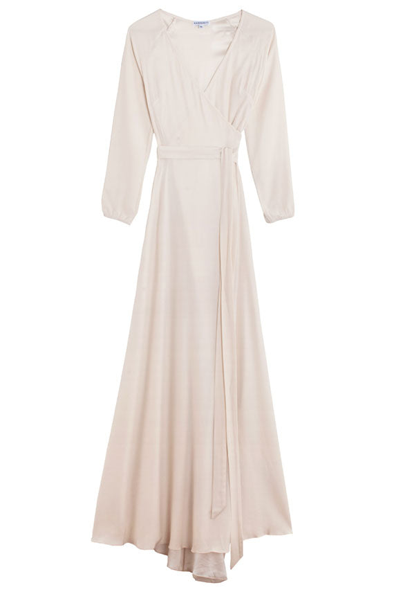 Ivory Linden Maxi Dress