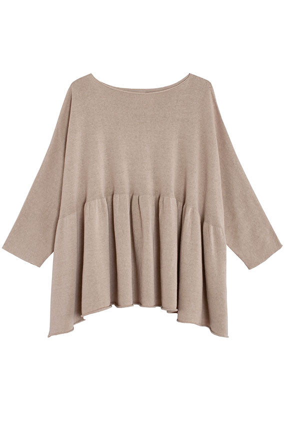 Natural Tier Pullover