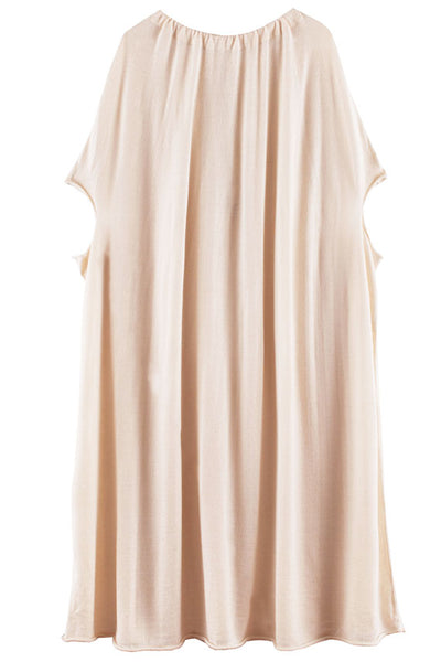 Lauren manoogian - White Gather Dress