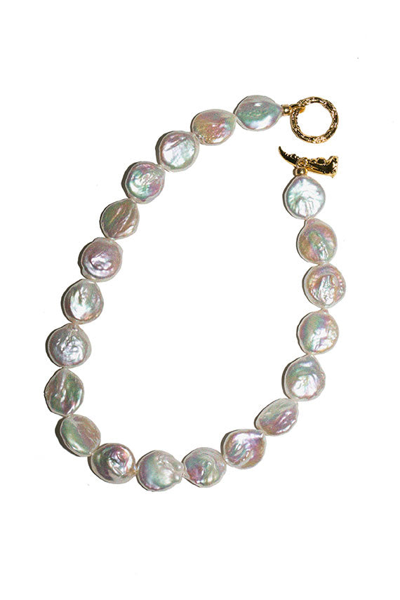 Goa Pearl Necklace