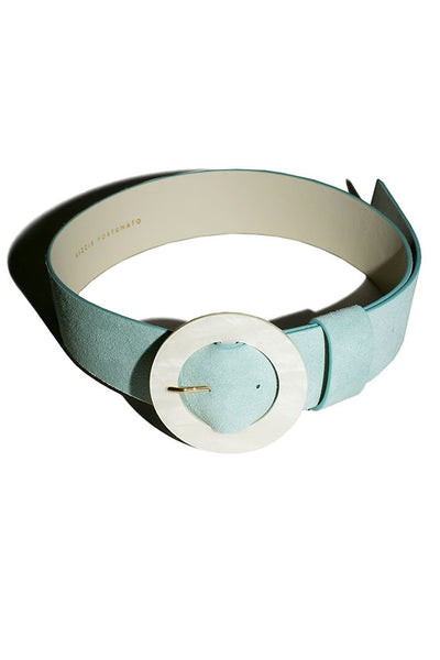 Sky Blue Louise Belt