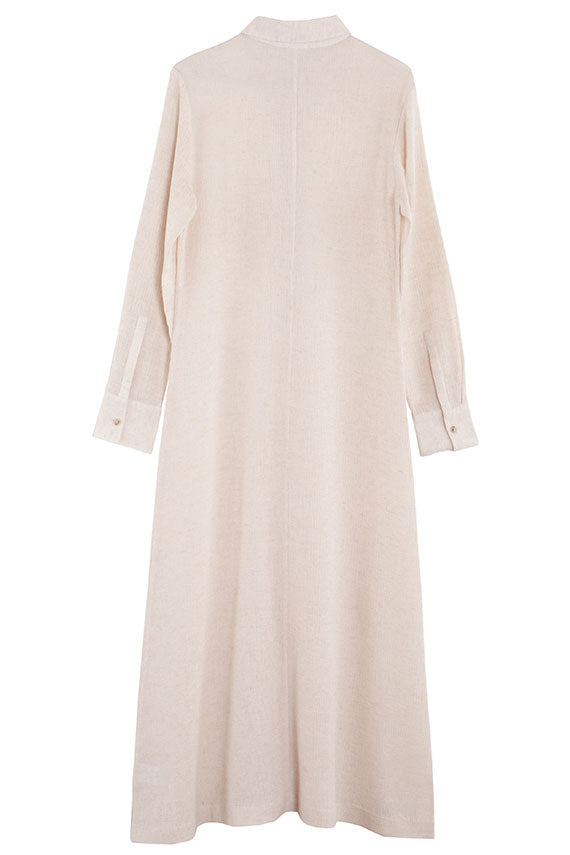 Sand Cinzia Dress
