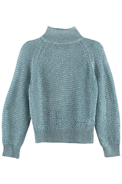 Arctic Blue Joni Sweater
